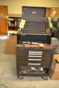 Kennedy Portable Tool Cabinet