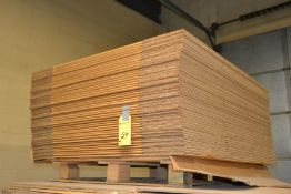 Corrugated Boxes (45 Pieces)