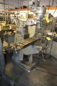 Bridgeport Milling Machine J Series