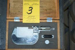 "Mitutoyo 2""-3"" Micrometer"