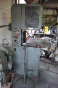 DoAll Bandsaw with Welder DDW-1AC