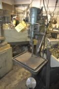 Arboga A8 E625 Floor Type Drill Press