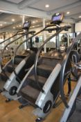 StairMaster Gauntlet Series with HDTV