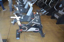 Star Trac Spinner Blade Spin Bike