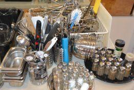 Lot - Assorted Kitchen Utensals