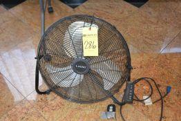Lasko Portable Fan with Remote