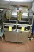 Frymaster GF40ST 2-Basket Deep Fryer