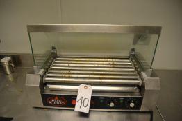 Olde Midway Pro18 Hot Dog Roller