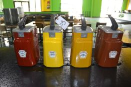 Heinz Condement Dispensers