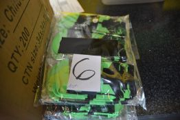 Lot - New Packaged Launch Socks
