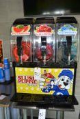 3-Dispenser Slush Puppie