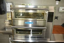 Turbo Chef 2-Drawer Oven, s/n HHDD06205
