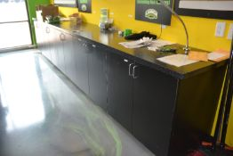 """Formica Counter, 25"""" x 15'"""