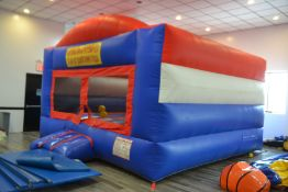 Inflatable Bounce House with (1) Blower