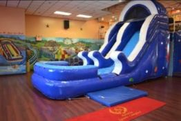 Inflatable Slide with (1) Blower
