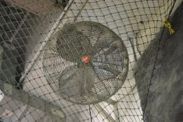 Wall Mounted Electric Fans