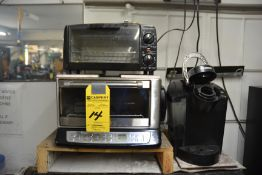 Lot - Coffee Maker / Toaster