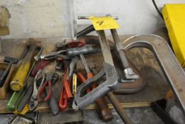 Lot - Assorted Hand Tools