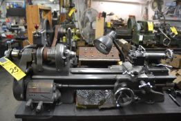 """SouthBend 9"""" Precision Lathe, Model A, 3' Bed Length"""