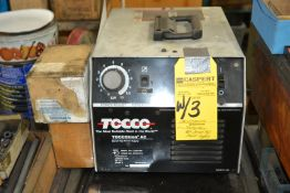 Induction Heating Unit with Toccotron Power Supply & Miller Cool Mate 3