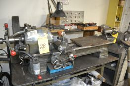 SouthBend Lathe,Bed Length 3 1/2'