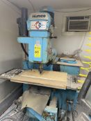 HURCO CNC Wood Spoil Machine, M: KM3 (No Computer)