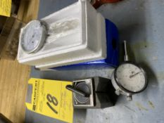 LOT - Dial Gage & Stand