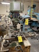Packard Precision Drilling & Milling Machine, M: 925, SN: 08025