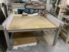 Wood Spoil CNC Practical CNC Table Machine