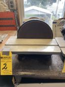 """12"""" Direct Drive Bench Top Disc Sander"""