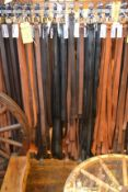 Leather Belts, Assorted Sizes