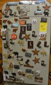 LOT - Magnets and Refrigerated Door