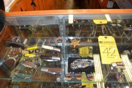 Assorted Pocket Knives