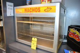 Nacho Warmer and Display Cabinet