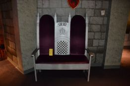"Kings Chair 51""W x 60""H"