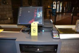 Partner Display Monitor, Cash Draw, Bixolon Receipt Printer, Verifone VX805 Credit Card Machine