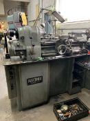 Hardinge Dove Tail Bed Lathe w/ Accu-Rite OOO Read Out, M: HLV