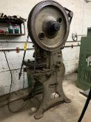 Walsh Power Press, M: 24, SN: 8858
