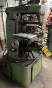 Adcock-Shipley Milling Machine w/ Milling Vise