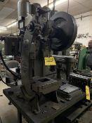 7-1/2 Ton Bench Master Punch Press w/ Dies
