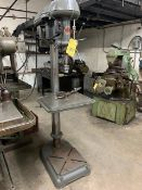 "20"" Walker Turner Floor Type Drill Press, SN: 2644"
