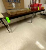 (2) WOOD TOP DESK(S) -- (7625 OMNITECH PLACE VICTOR NEW YORK)