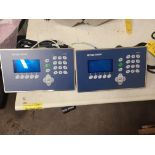 (2) METLER TOLEDO WEIGHING TERMINAL: M-IND 560 HARSH 100-240 VAC 50/60 HZ 750MA-- (432 COUNCIL DRIVE