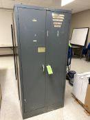 (2) 2-DOOR STORAGE CABINET(S) -- (7625 OMNITECH PLACE VICTOR NEW YORK)