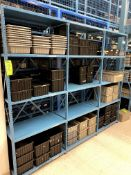 (ALL) VARIOUS SIZE MATERIAL STORAGE TUB(S) -- (7625 OMNITECH PLACE VICTOR NEW YORK)