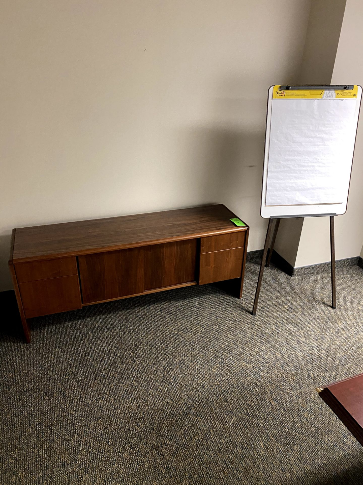 CREDENZA & EASEL -- (7625 OMNITECH PLACE VICTOR NEW YORK)