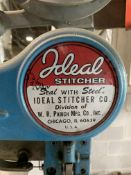 IDEAL WIRE STITCHER: MODEL IS-2047 SERIAL 25977