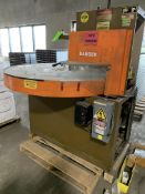ZED INDUSTRIES IS RS ROTARY BLISTER SEALER: MODEL 15RS SERIAL 0507M3031 (460/110V 40A 60HZ 1PH)