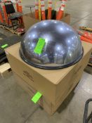 (5) DOME SAFETY MIRROR