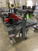 3M-MATIC CASE SEALING SYSTEM (NEEDS REPAIRS): MODEL 800A SERIAL 20570 (120V 60HZ 1 PH)
